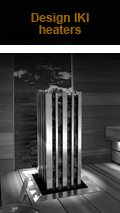 Design sauna heaters